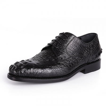 Formal Crocodile Skin Shoes