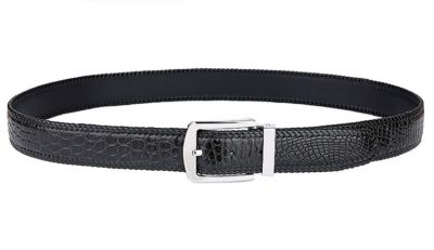 Handmade Genuine Crocodile Belt-Lay