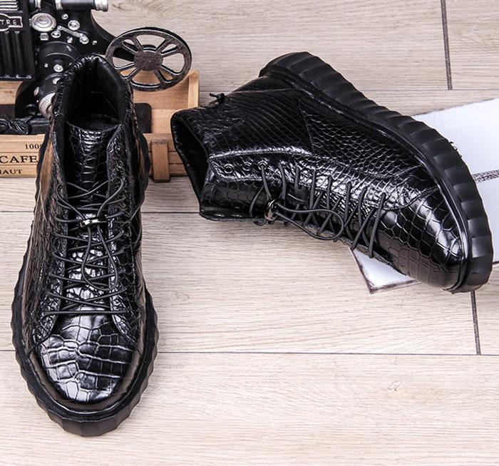 Alligator Hip Hop Shoes