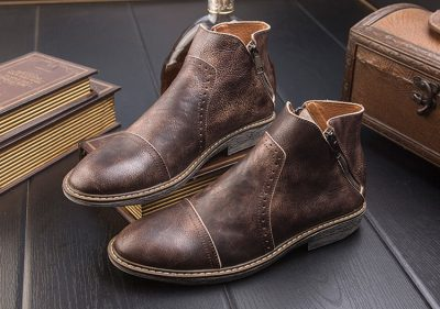 Brogan Shoes from BRUCEGAO