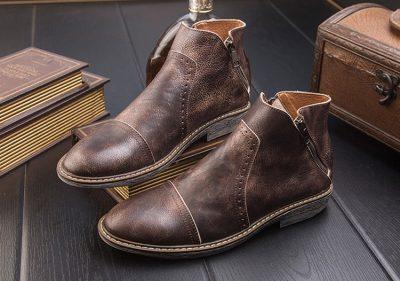 Brogan Shoes from VANGOSEDUN