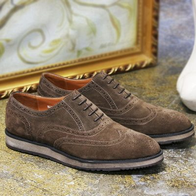 Oxford Shoes from BRUCEGAO