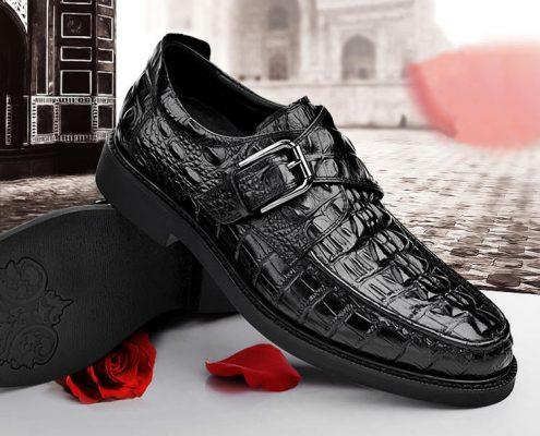 Alligator Shoes for Thanksgiving Gift