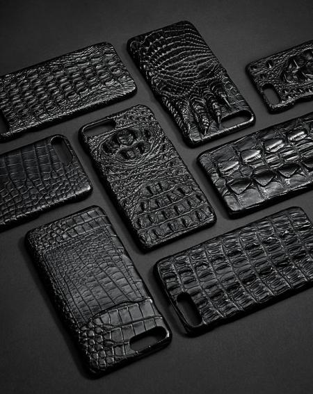 Crocodile iPhone 8 Plus Case-Exhibition