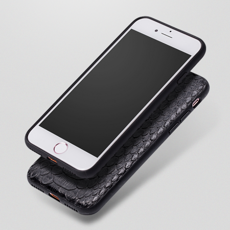 Snakeskin iPhone 8 Case-1