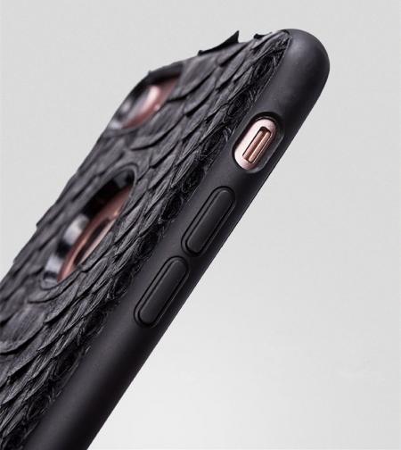Snakeskin iPhone 8 Case-Detail