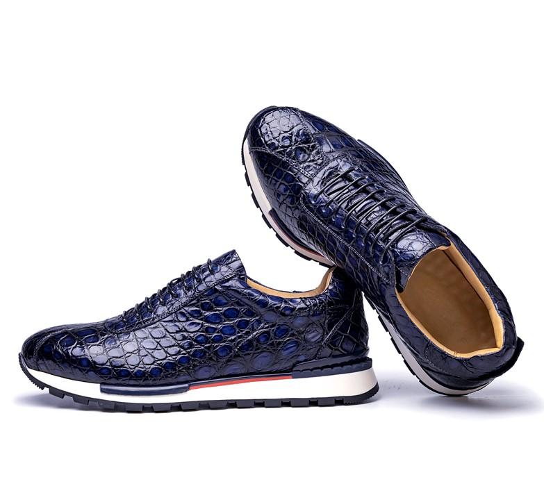 Alligator Sneakers for Men