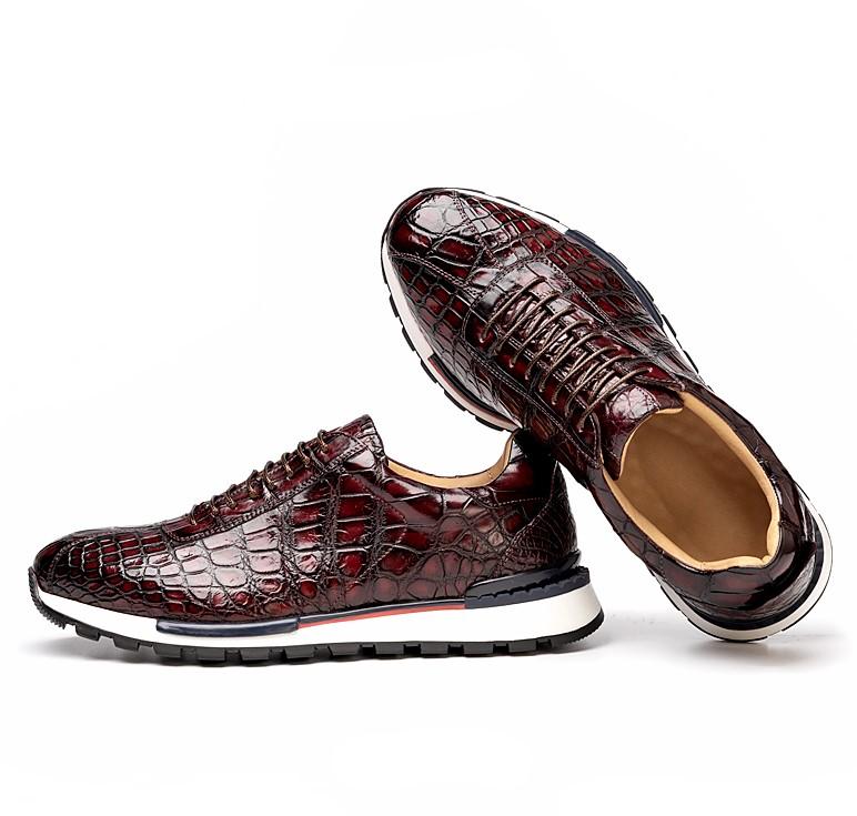 Best Winter Shoes for Men 2020-Alligator Sneakers